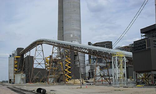 Iatan 2 generation plant in Weston MO