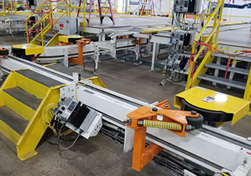 ASI Friction Inverted Conveyor Drive