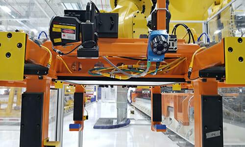 Robot end effector