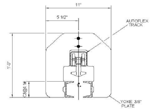 ASI Autoflex cross section