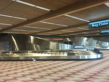 in bound carousel conveyor