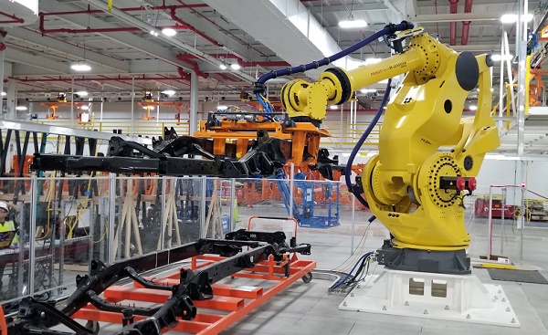 ASI Warehouse Automation & Distribution Group is an Authorized System Integrator for FANUC Robotics. In addition we can provide and install Unit & Mini-Load