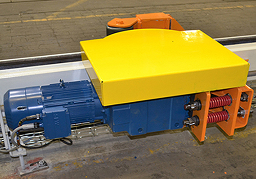 ASI Friction Conveyor Drive