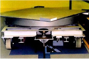 Inverted tow system
