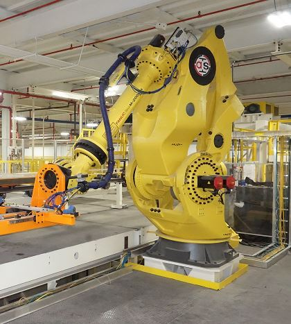 Automation & Robotics: As production rates increase, factories are becoming more automated.