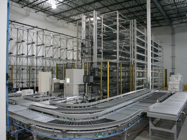 Asrs Warehouse And Distribution Automatic Systems Inc